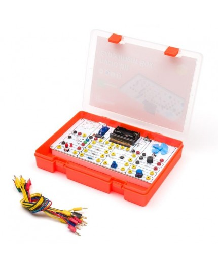 Experiment box for micro:bit (NO incluye micro:bit)
